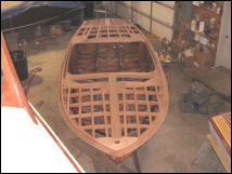 complete and partial boat restoration